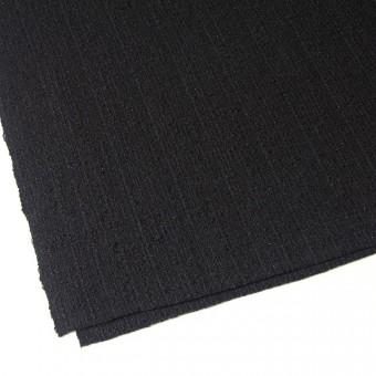ウール&ポリアミド混×無地(ブラック)×ファンシーツイード_全2色_イタリア製 サムネイル2