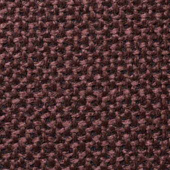 ウール×無地(ココア)×二重織_イタリア製 サムネイル1