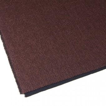 ウール×無地(ココア)×二重織_イタリア製 サムネイル2