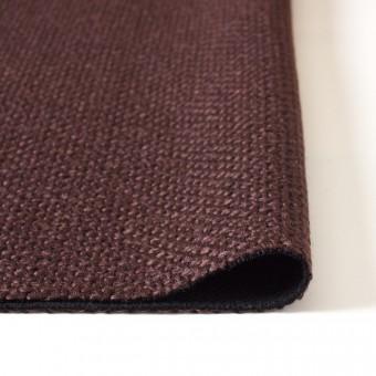 ウール×無地(ココア)×二重織_イタリア製 サムネイル3