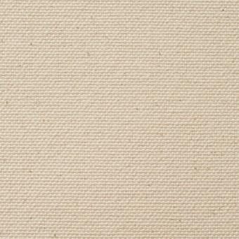 コットン×無地(生成)×6号帆布 サムネイル1