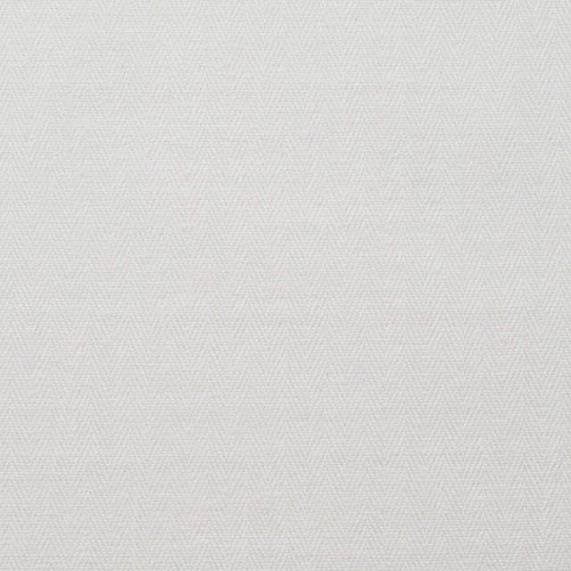 コットン×無地(オフホワイト)×ヘリンボーン_全2色 イメージ1
