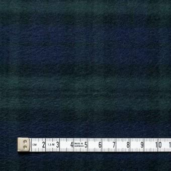 コットン×チェック(ブラックウォッチ)×フランネル_全3色 サムネイル4