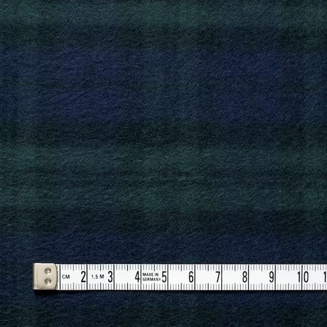 コットン×チェック(ブラックウォッチ)×フランネル_全3色 イメージ4