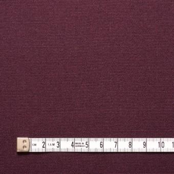 コットン×無地(ダークパープル)×起毛オックスフォード_全3色 サムネイル4