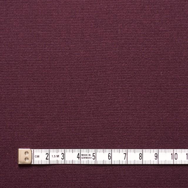 コットン×無地(ダークパープル)×起毛オックスフォード_全3色 イメージ4
