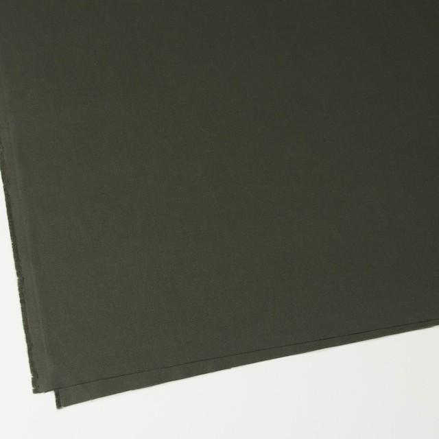 コットン×無地(カーキグリーン)×起毛オックスフォード_全3色 イメージ2