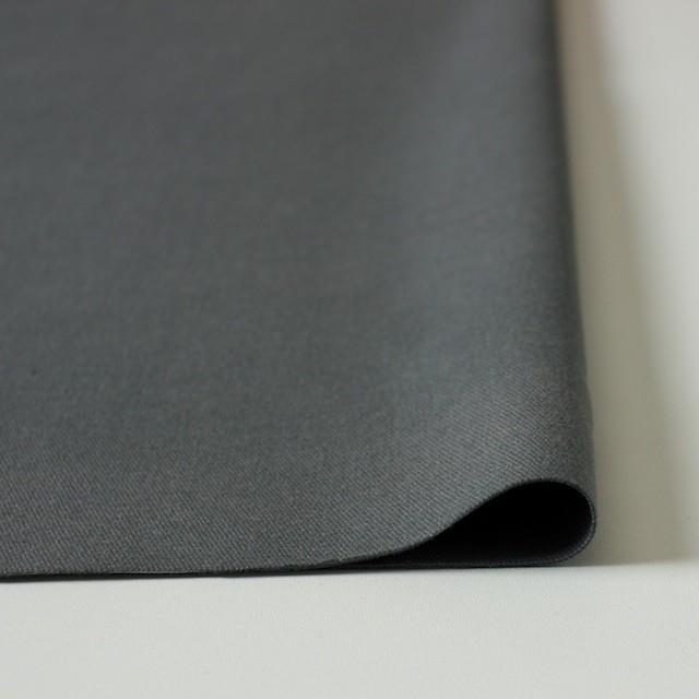 コットン×無地(グレー)×起毛オックスフォード_全3色 イメージ3