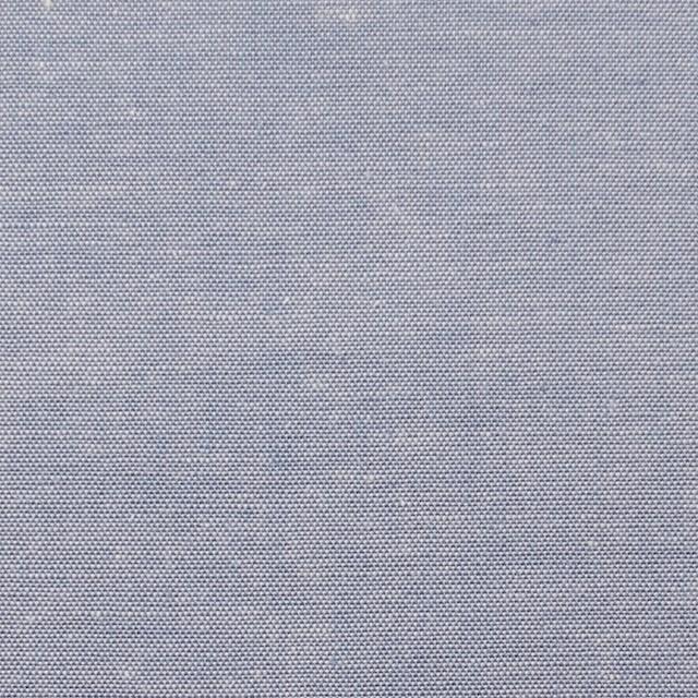 コットン×無地(サックスブルー)×薄ダンガリー イメージ1