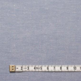 コットン×無地(サックスブルー)×薄ダンガリー サムネイル4