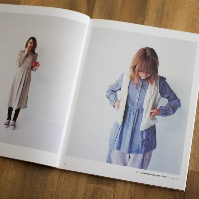 自分で作って好きに着る。わたしたちの毎日の服 デイリーウェア(Quoi? Quoi?著) イメージ2