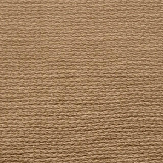 コットン&リネン×無地(オークルベージュ)×ギャバジンストライプ_全2色 イメージ1
