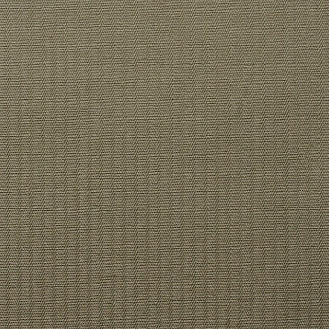 コットン&リネン×無地(カーキ)×ギャバジンストライプ_全2色 イメージ1