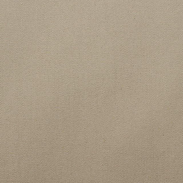 コットン×無地(ベージュ)×ギャバジン イメージ1