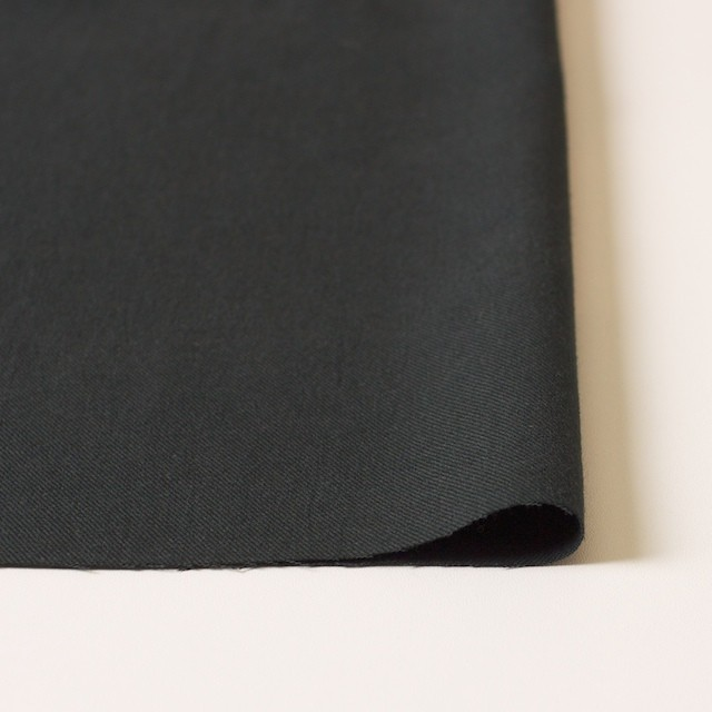 コットン×無地(ブラック)×ビエラ_全3色 イメージ3