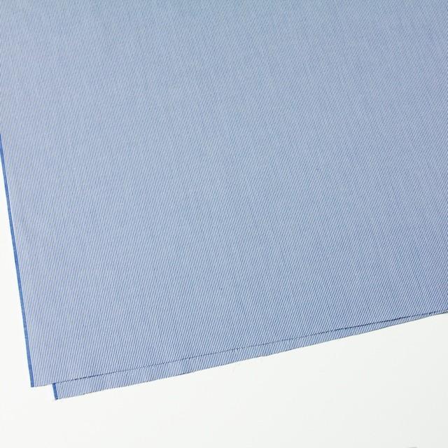 コットン×ストライプ(ブルー)×コードレーン_全3色 イメージ2