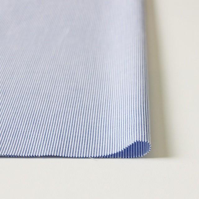 コットン×ストライプ(ブルー)×コードレーン_全3色 イメージ3