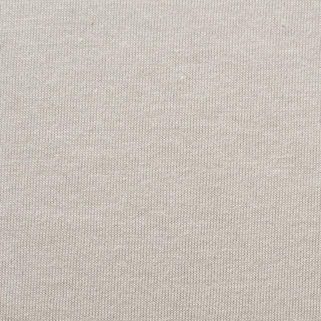 コットン&モダール×無地(パールグレー)×天竺ニット_全5色 イメージ1