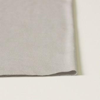 コットン&モダール×無地(パールグレー)×天竺ニット_全5色 サムネイル3