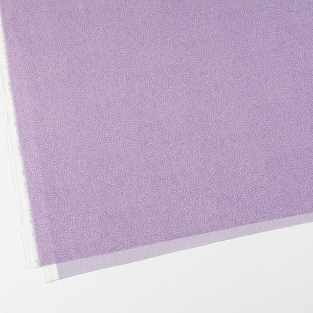 ポリエステル×幾何学模様(ピンクパープル)×ジョーゼット イメージ2