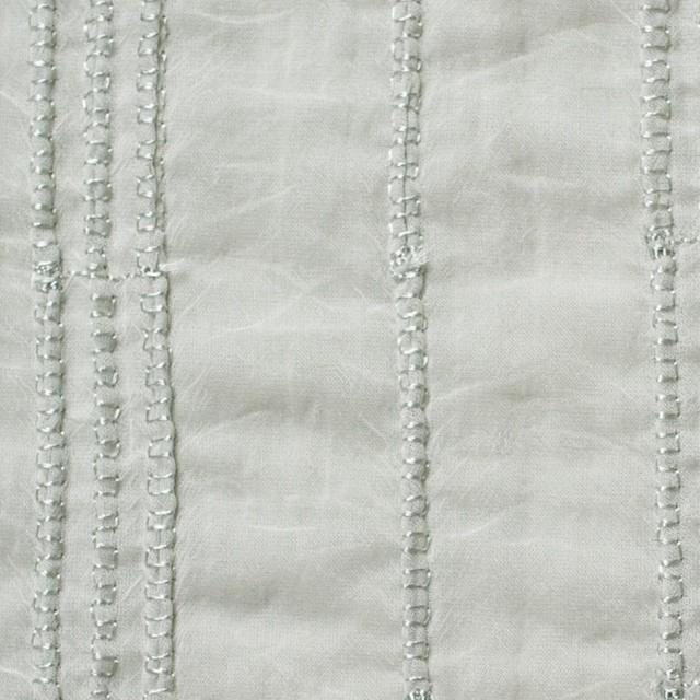 ナイロン&コットン×無地(シャーベットグリーン)×ボイル&ガーゼ_全3色 イメージ1