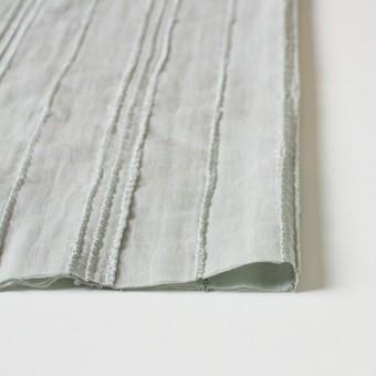 ナイロン&コットン×無地(シャーベットグリーン)×ボイル&ガーゼ_全3色 サムネイル3