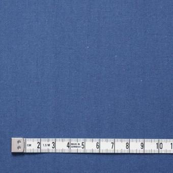 コットン×無地(ブルー)×ギャバジン_全2色 サムネイル4