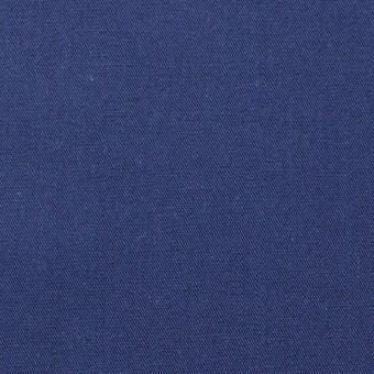 コットン×無地(ネイビー)×ギャバジン_全2色 サムネイル1
