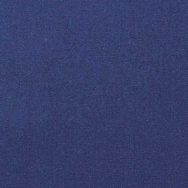 コットン×無地(ネイビー)×ギャバジン_全2色 イメージ1
