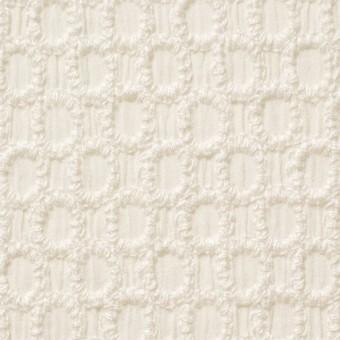 コットン×オーバル(アイボリー)×ヨウリュウ刺繍 サムネイル1