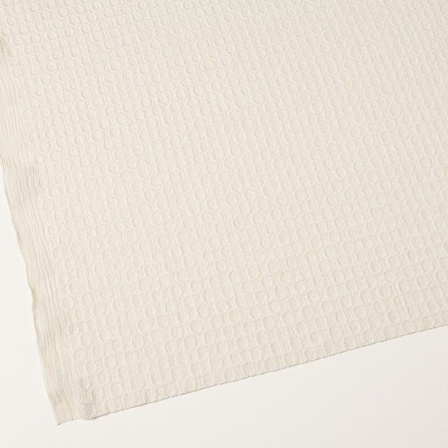 コットン×オーバル(アイボリー)×ヨウリュウ刺繍 イメージ2