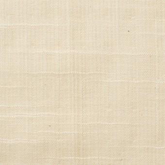 コットン×無地(キナリ)×トリプルガーゼ サムネイル1