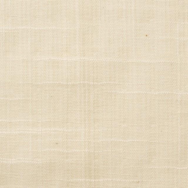 コットン×無地(キナリ)×トリプルガーゼ イメージ1