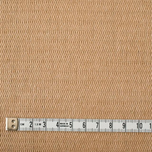 コットン×無地(ベージュ)×かわり織_全2色 イメージ4