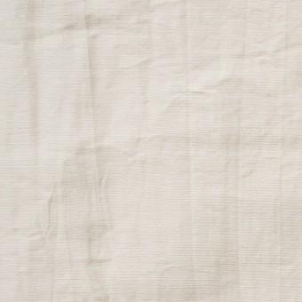 コットン&リネン×無地(アイボリー)×ブロードワッシャー サムネイル1