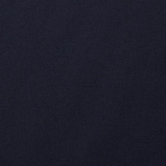 コットン&シルク×無地(ブラック)×薄サージ イメージ1