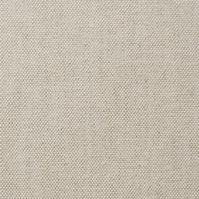 リネン&コットン混×無地(グレイッシュベージュ)×オックスフォードストレッチ イメージ1
