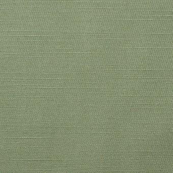 コットン×無地(カーキグリーン)×かわり織 サムネイル1