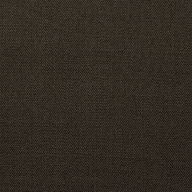 コットン&リネン×無地(ダークブラウン)×チノクロス イメージ1