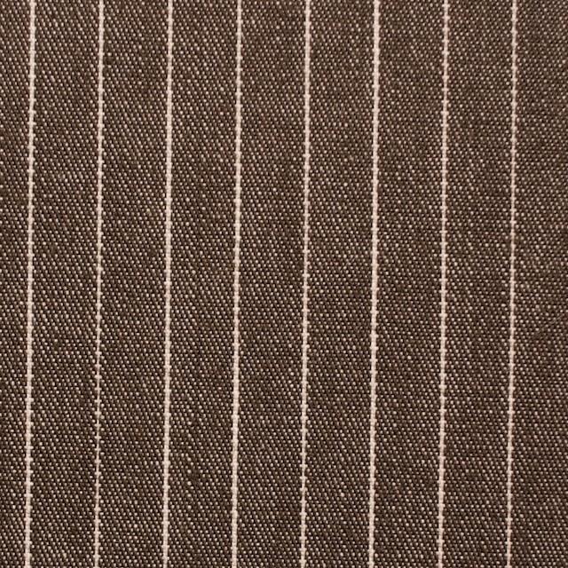 コットン×ストライプ(ブラウン)×デニム_全3色 イメージ1