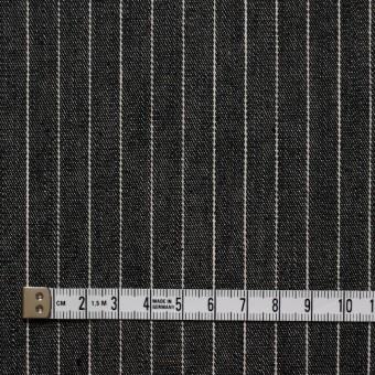 コットン×ストライプ(ブラック)×デニム_全3色 サムネイル4