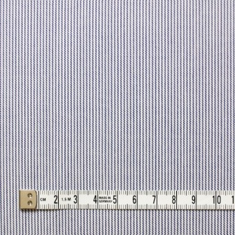 コットン×ストライプ(ネイビー)×サテン_全2色 サムネイル4