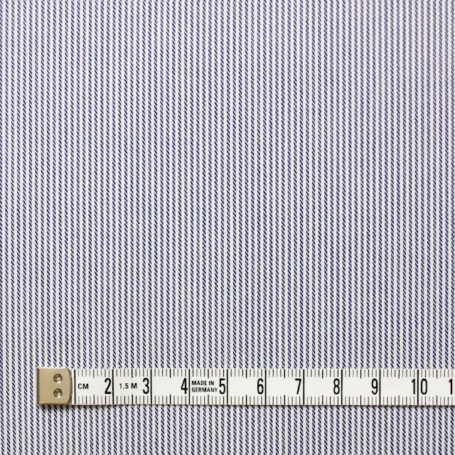 コットン×ストライプ(ネイビー)×サテン_全2色 イメージ4