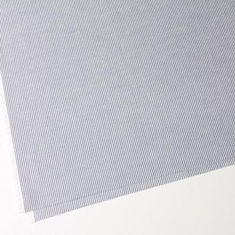 コットン×ストライプ(ブルー)×オックスフォード サムネイル2
