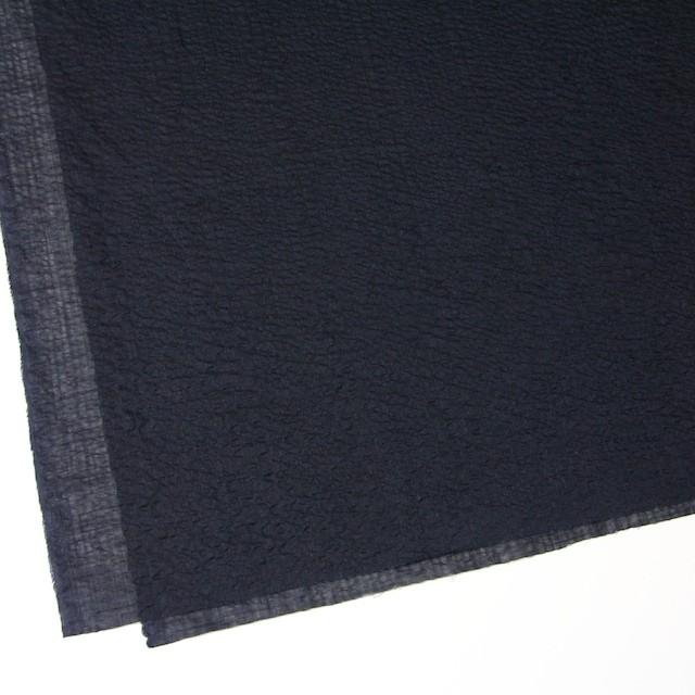 コットン×ストライプ(ブラック)×ボイルサッカー_全2色 イメージ2