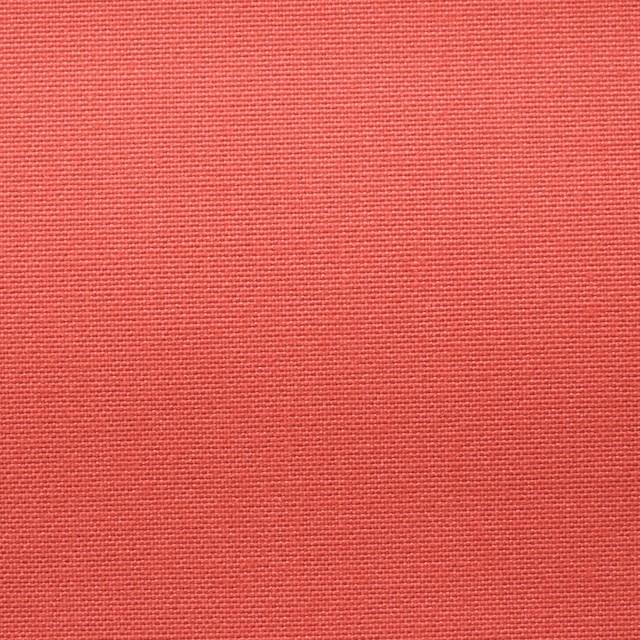 コットン×無地(チェリー)×9号帆布(撥水加工) イメージ1