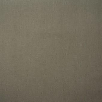 コットン×無地(カーキグレー)×ギャバジン(パラフィン加工) サムネイル3