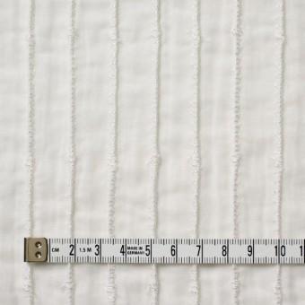 ナイロン&コットン×無地(オフホワイト)×ボイル&ガーゼ_全2色 サムネイル4