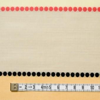コットン×ボーダー(レモンオレンジ)×ローンドビー サムネイル4