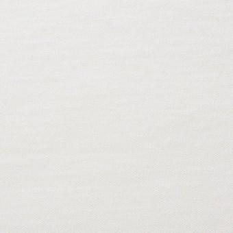 モダール&コットン×無地(オフホワイト)×スムースニット サムネイル1